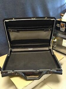 Samsonite hard side briefcase