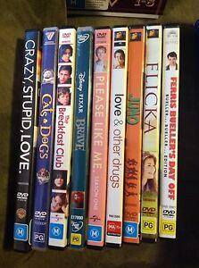 DVDs $2 each South Burnie Burnie Area Preview