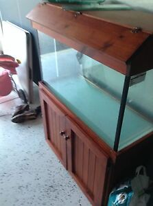 3ft fish tank/ reptile tank Redlynch Cairns City Preview