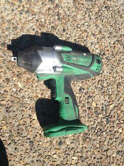Hitachi rattle gun 18v  Cornubia Logan Area Preview