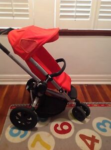 Quinny Buzz 3 stroller and Dreami carrycot - includes accessories Double Bay Eastern Suburbs Preview