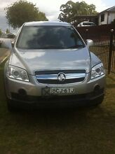 HOLDEN 2008  CAPTIVA 7 SEATER LOW K/S Liverpool Liverpool Area Preview