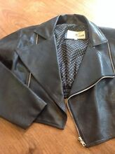 Leather-like Women's Jacket , made in Holland . Large size Oatley Hurstville Area Preview