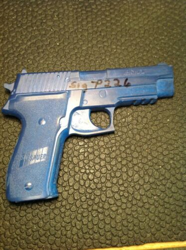 Rings Blue Gun Sig P226 with Rail Holster Mold