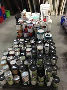 Paints and Stains @HFHGTA NY ReStore