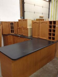 Kitchen #1 at the Waterloo Restore