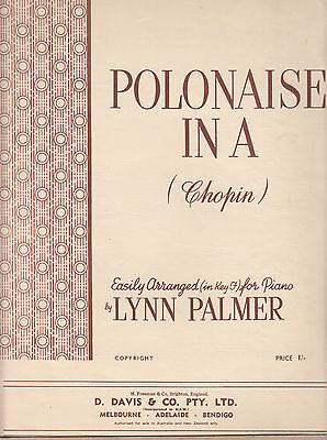 Piano - Sheet Music Chopin - 2
