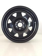 "Navara D40 Dynamic Sunraysia Style Steel Wheels 16"" 17"" NEW Pooraka Salisbury Area Preview"