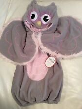 Pottery Barn Kids Owl Halloween Costume 6 12 Mo Nwot Pink