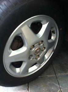 Holden TS astra alloy rims with bridgston ecopia 195/60r15 88v tyres Pakenham Cardinia Area Preview