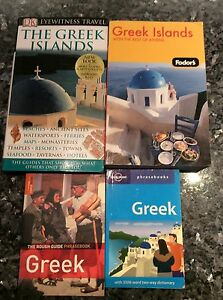 Travel books all for 60$