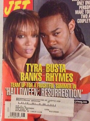 Jet Magazine Tyra Banks   Busta Rhymes July 15  2002 090817Nonrh