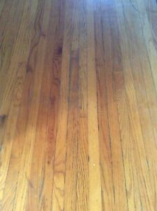 Wanted: Narrow strip oak flooring