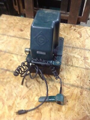 Greenlee 975 Hydraulic Power Pump Electric Pressure Tested