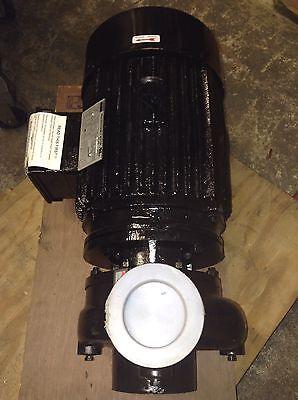 Dayton 15hp Cast Iron Straight Centrifugal Sewagetrash Water Pump Pn 12a084