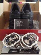 Giro Carbide Mountain Bike BMX Clip Shoes with SPD Clip Pedals Byford Serpentine Area Preview