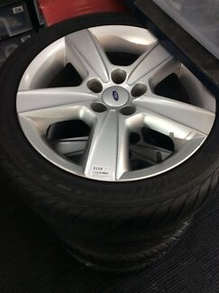 69457 - FORD WHEELS XR6 $149 SET OF 4  Dandenong Greater Dandenong Preview