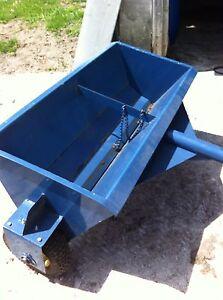 Sander seeder fertilizer spreader Kitchener / Waterloo Kitchener Area image 2
