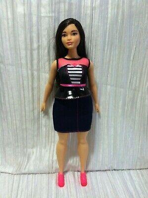 Barbie Curvy Fashionistas Doll