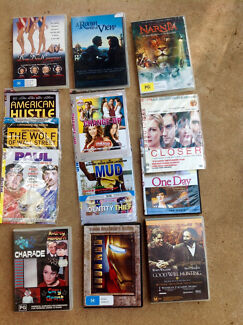 DVDs and Blue Rays - one brand new Tiwi Darwin City Preview