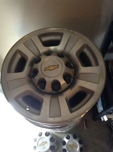 "17"" stock Chevy rims"