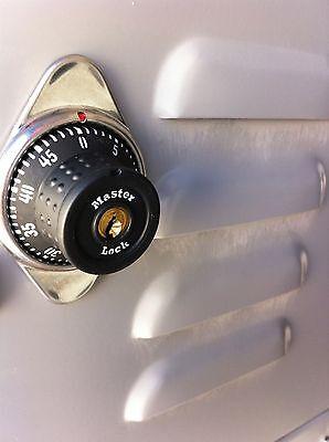 Salsbury Built-in Replacement Combination Lock for Metal Locker Door  (#77710)