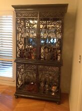 Custom designed wrought iron bar cabinet Vaucluse Eastern Suburbs Preview