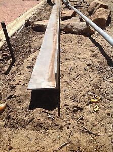 Angle iron 5m length Lintel Orelia Kwinana Area Preview