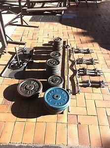 Weights & Bars Sandgate Brisbane North East Preview