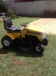 Greenfields ride on mower Wasleys Gawler Area Preview