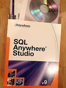 SQL Anywhere Software for Windows or Mac