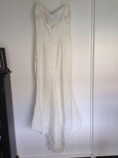 Brand New Wedding Dress Holt Belconnen Area Preview