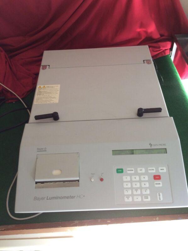 Bayer Gen-Probe  Luminometer HC+