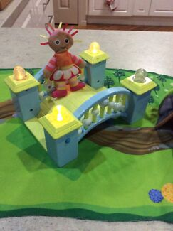 Night Garden play mat with musical bridge and gazebo Rothwell Redcliffe Area Preview