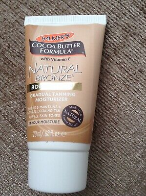 PALMERS NATURAL BRONZE BODY LOTION TRAVEL SIZE 20ml - Natural Bronze Body Lotion
