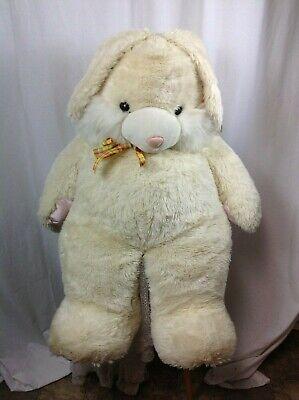 Easter Bunny Stuffed Animal Life Size - Life Sized Stuffed Animals