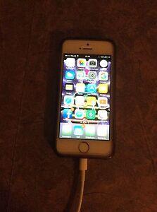 Iphone SE, gold