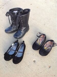 Size 9 Toddler Girls Shoes/Boots