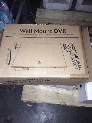 Speco Technologies D4wcsp2tb H.264 4-channel Wall Mount Dvr Digital Deterrent