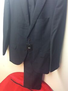 BOSS  HUGO BOSS men's suit (authentic)