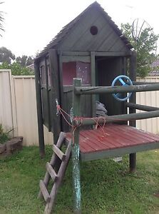 Wooden Cubby House ** $140** Blacktown Blacktown Area Preview