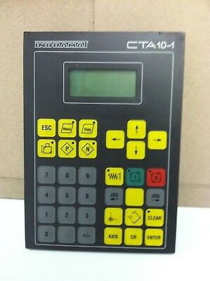 Indramat Cta10-1 Operator Interface Cta10.1b-001-fw