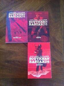 """SOUTHERN BASTARDS"" VOL. 1-3 Chermside Brisbane North East Preview"