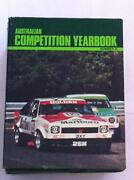 AUSTRALIAN MOTOR RACING YEARBOOKS Winmalee Blue Mountains Preview