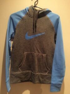 Therma Fit Fleece Lined Nike Hooded Sweater-medium