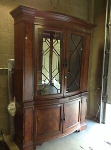 HfH ReStore WEST - McElheran's China cabinet