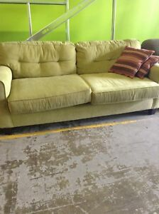 Gently used living room set at the HFH restore