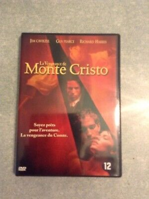 DVD/ La vengeance de Monte Cristo