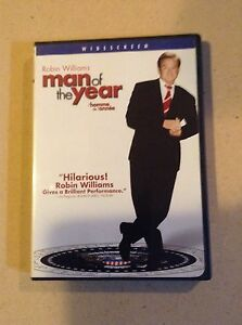 DVD man of the year