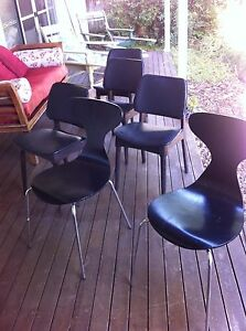 Black chairs Palm Beach Gold Coast South Preview